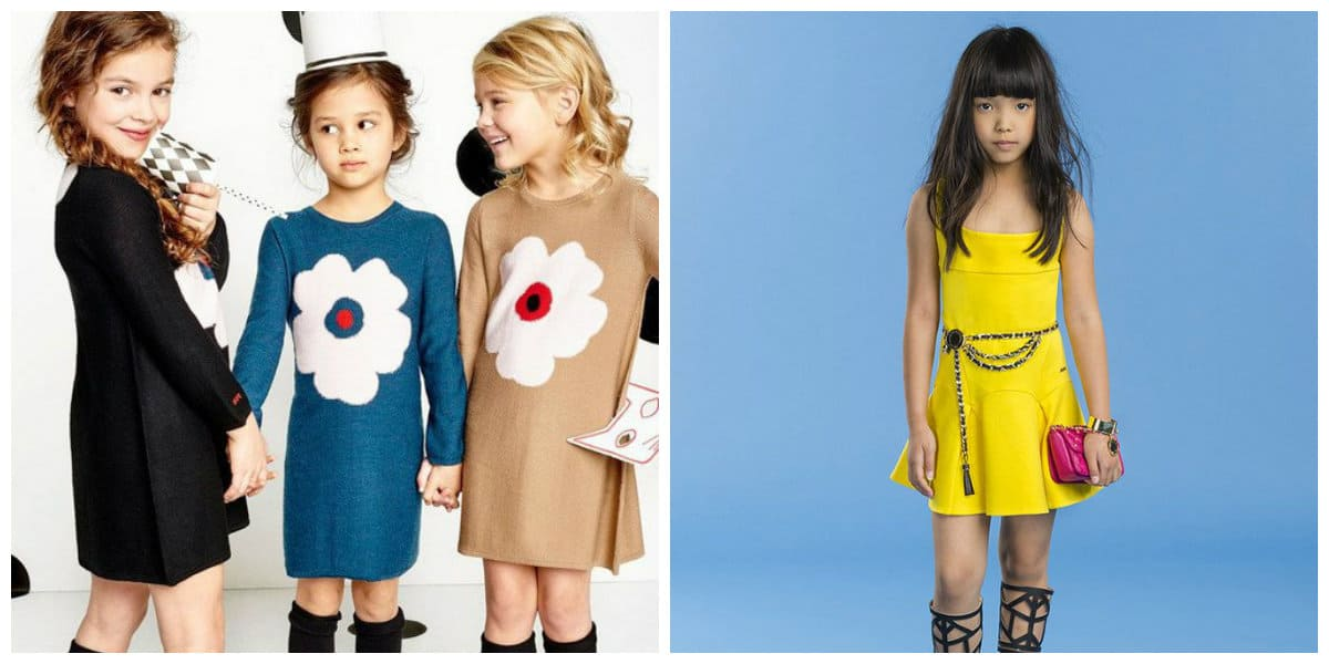 kids fashion 2019, trendy colors for girls clothing 2019