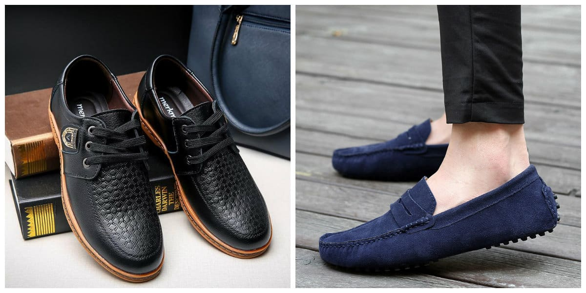 mens shoes 2019, top styles and trends for mens casual and business shoes