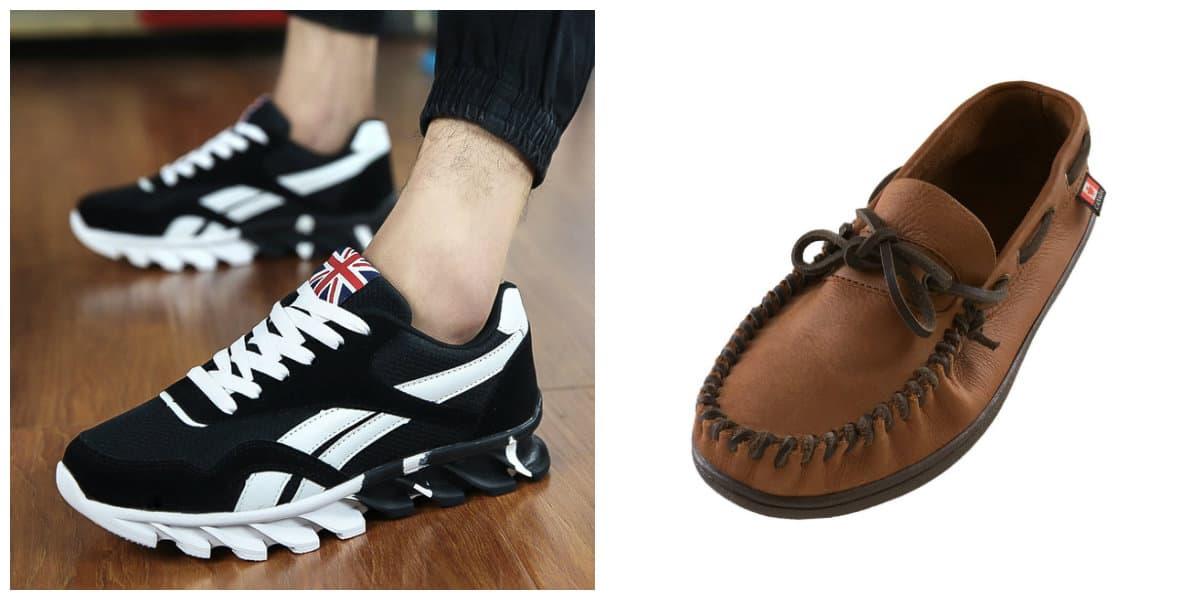 mens shoes 2019, mens sneakers 2019, mens moccasins 2019