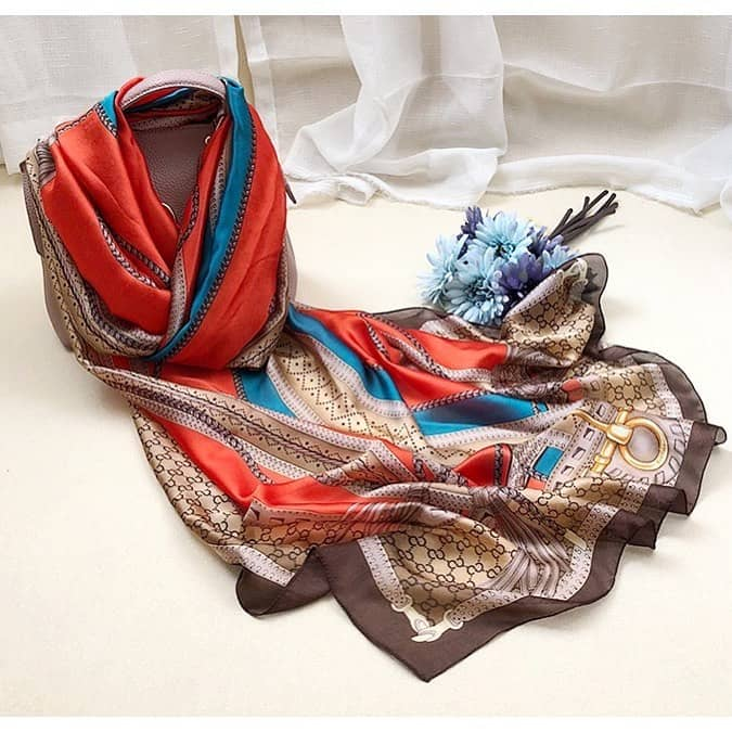 Scarves 2019 for Women: The most Stylish Scarf Trends 2019 (37+ Photos and videos)