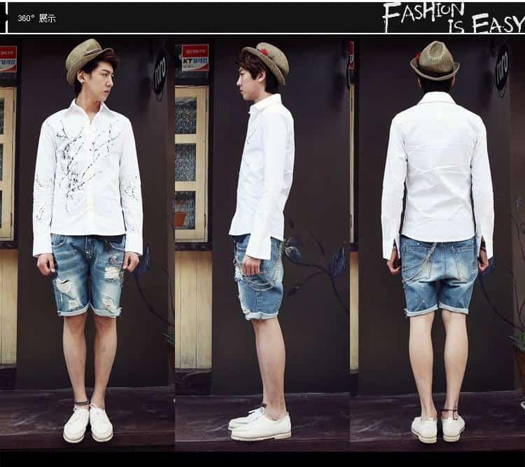 Best men's jeans trends spring-summer 2016 - DRESS TRENDS