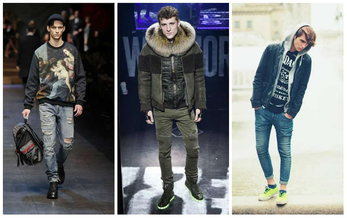 Best men's jeans trends 15