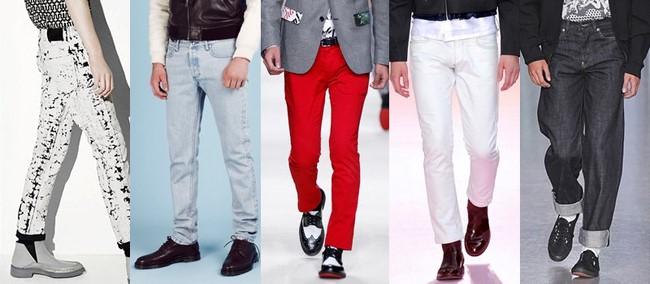 Best men's jeans trends 2
