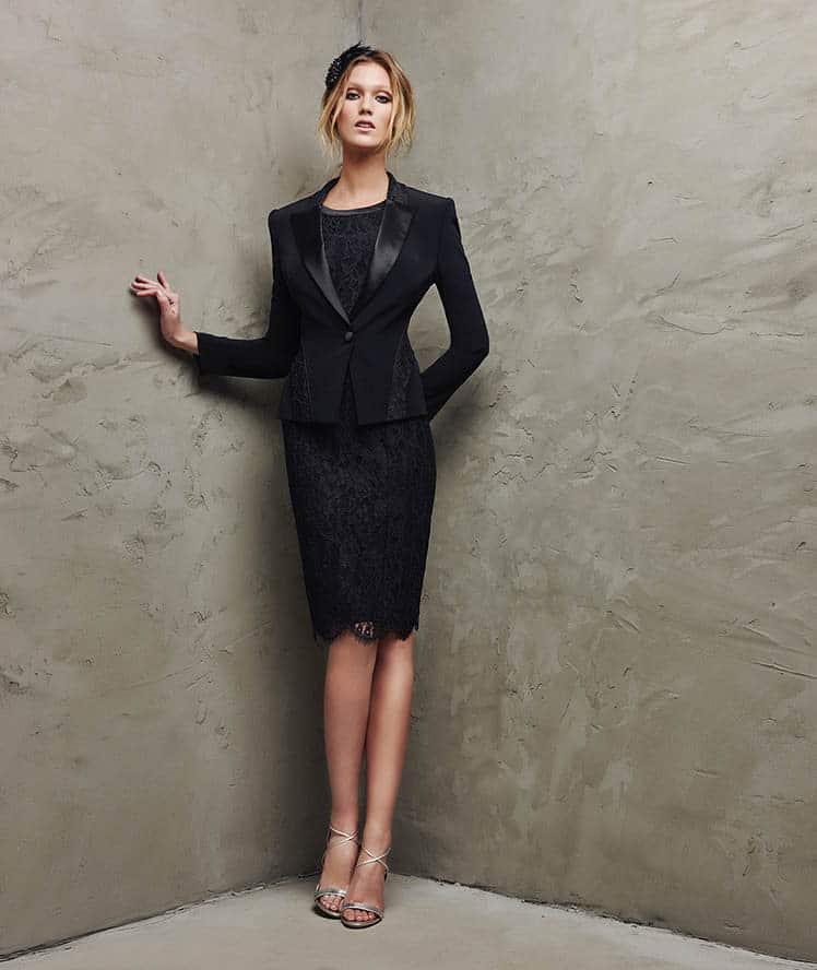 Cocktail short dresses Dark