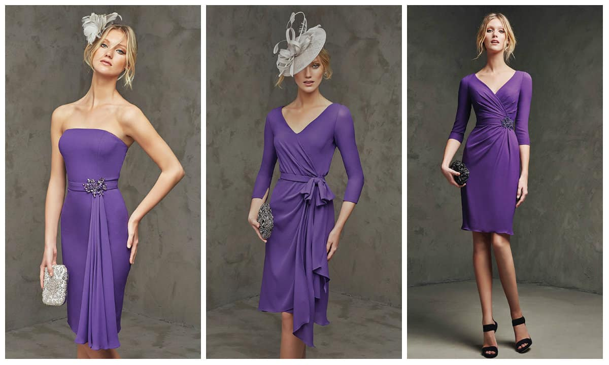 Cocktail short dresses collection
