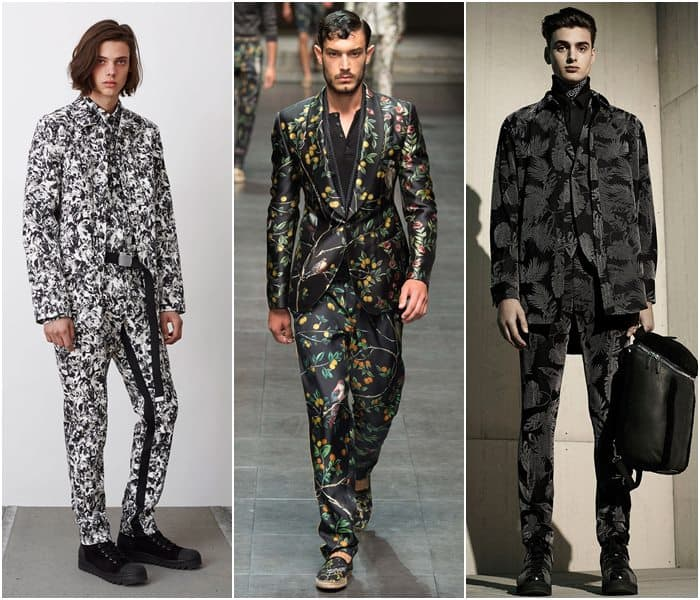 Fashion clothing for men Spring-Summer 2016
