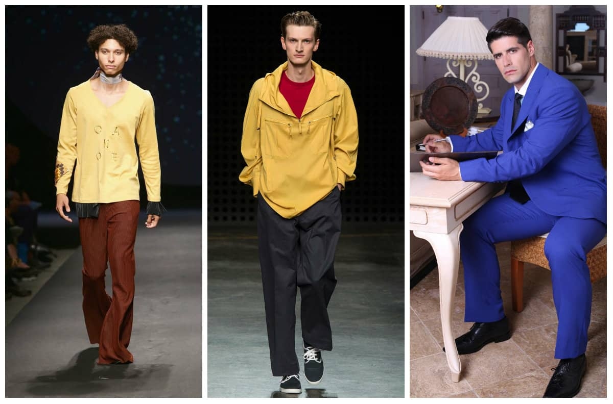 Fashion clothing for men spring summer 2016 17