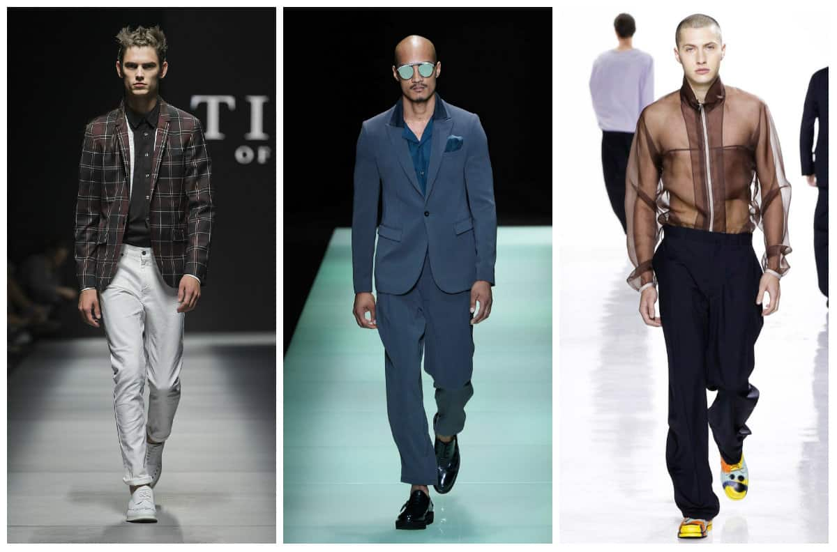Fashion Clothing For Men Spring Summer 2016 Dress Trends