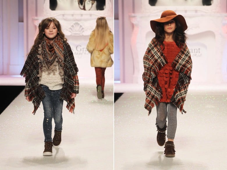 Kids Fashion Winter 2015 2016