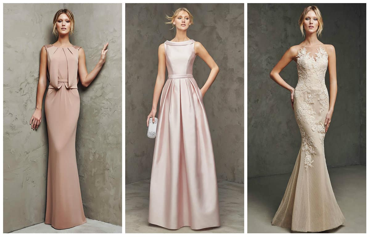 Long Dresses: Photos and Models