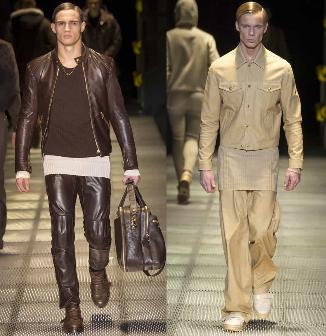 MEN'S FASHION 2015-2016 autumn – winter; TRENDS AND ...