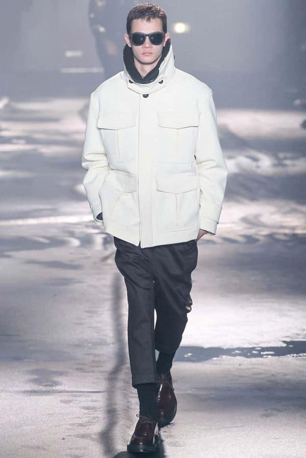 Men's clothing autumn winter 2015-2016 Ami