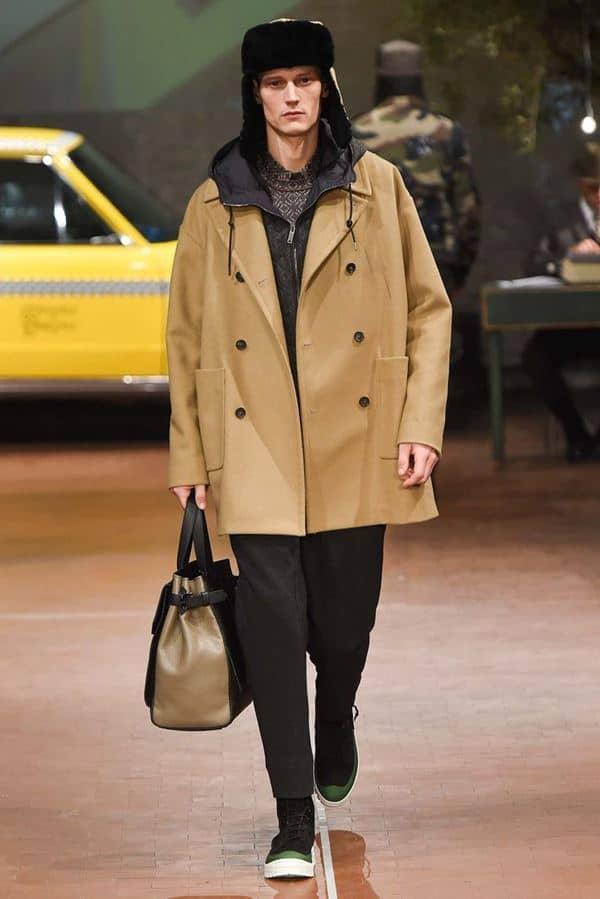 Men's clothing autumn winter 2015-2016 Antonio-Marras