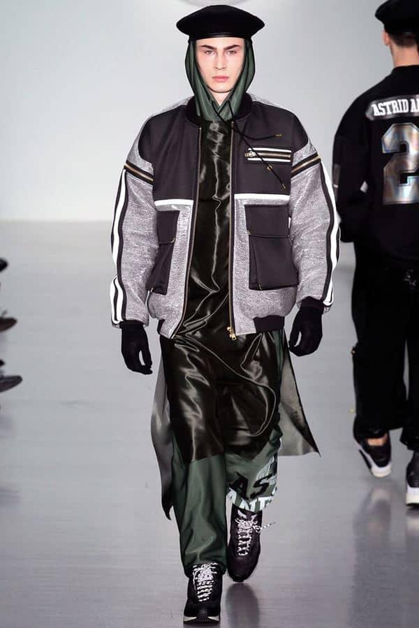 Men's clothing autumn winter 2015-2016 Astrid-Andersen