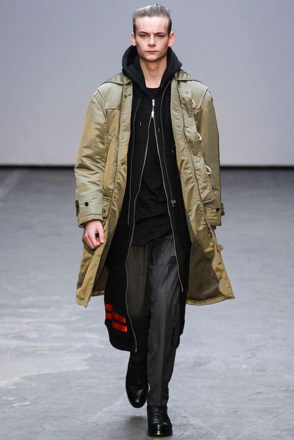 Men's clothing autumn winter 2015-2016 Casely-Hayford