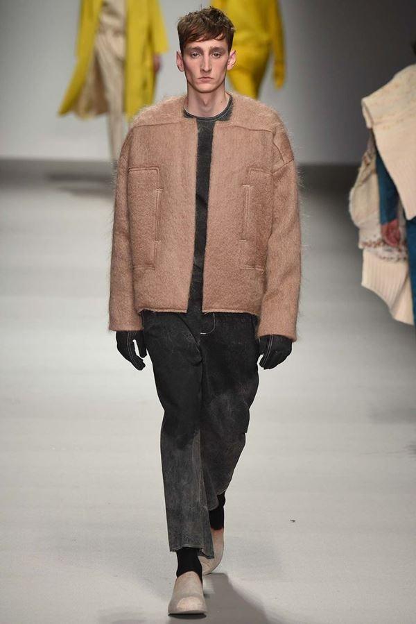 Men's clothing autumn winter 2015-2016 Central-Saint-Martins