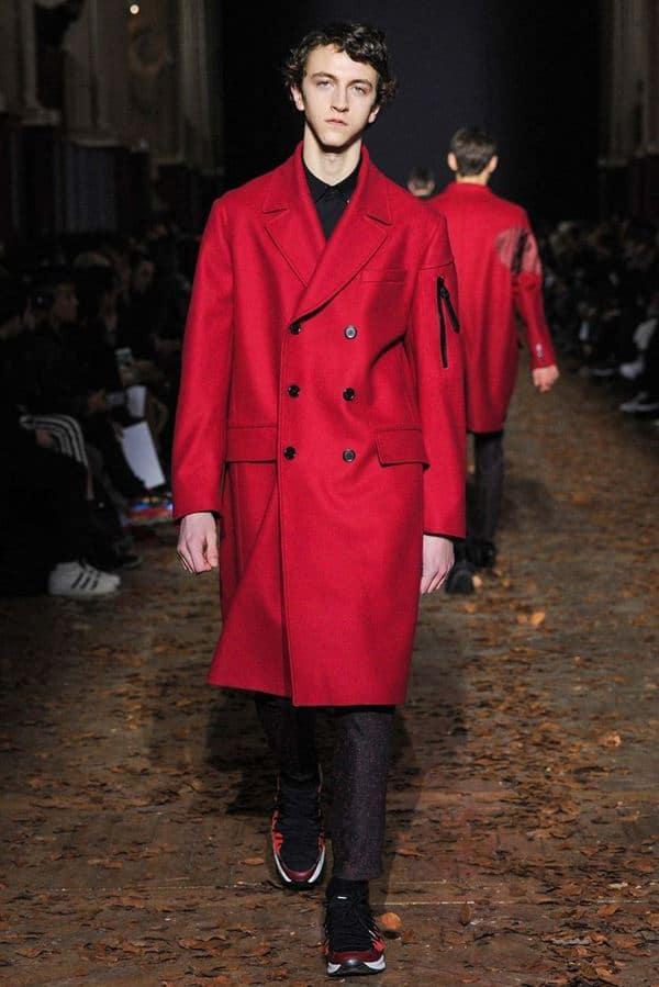 Men's clothing autumn winter 2015-2016 Kris-Van-Assche