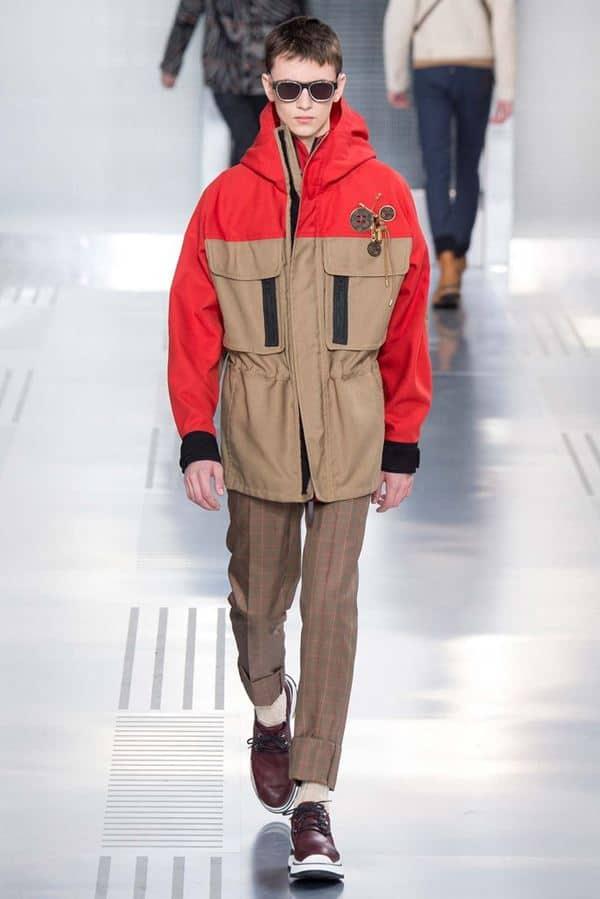 Men's clothing autumn winter 2015-2016 Louis-Vuitton
