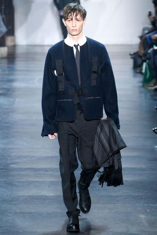 Men's clothing autumn winter 2015-2016 Phillip-Lim