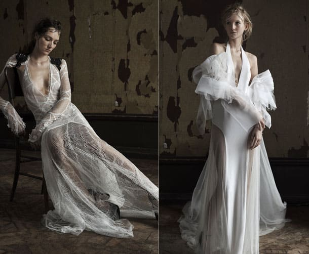 Vera Wang wedding dresses collection SS 16