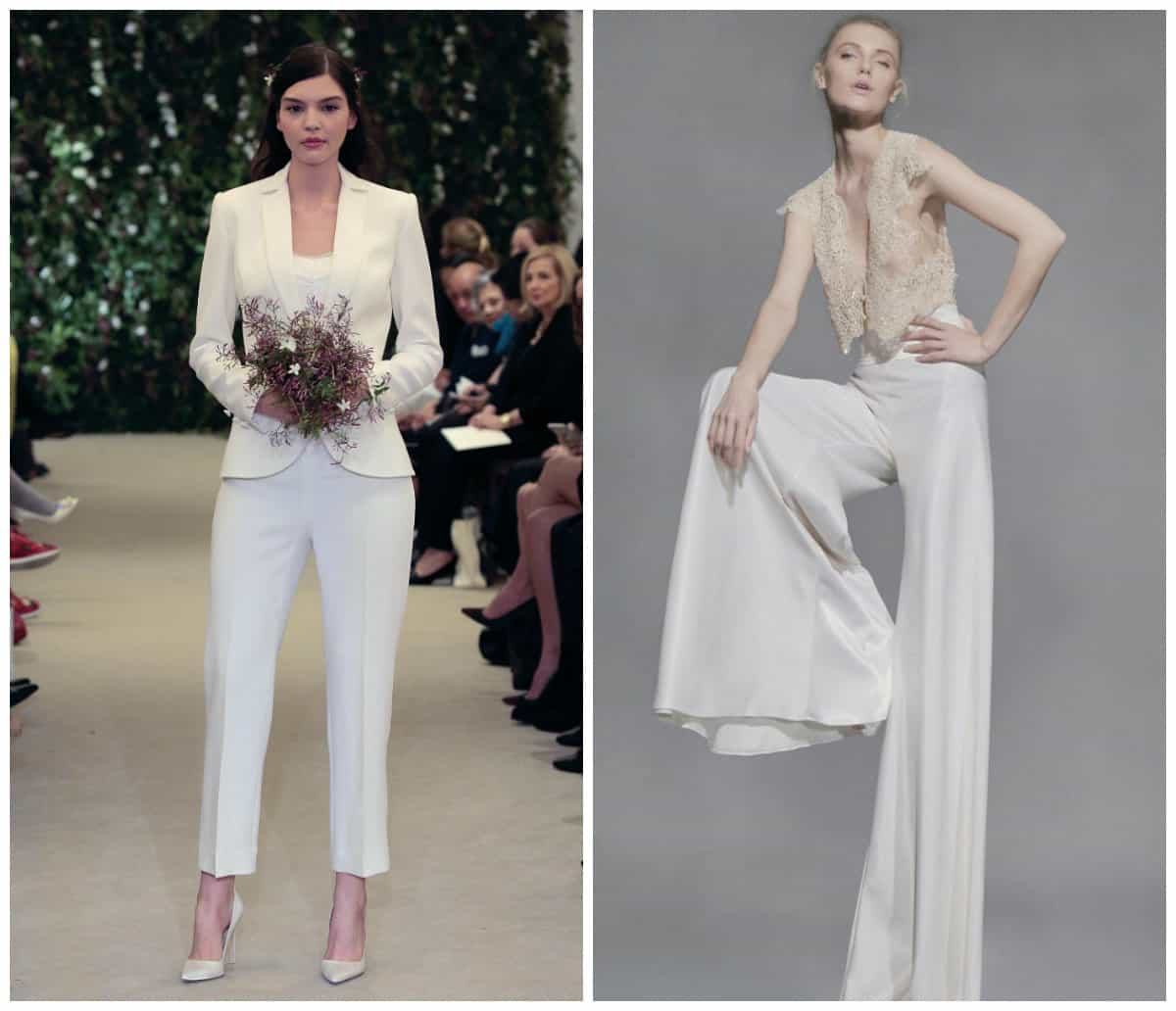 Wedding Dresses 2016 from Carolina Herrera and Victoria KyriaKides