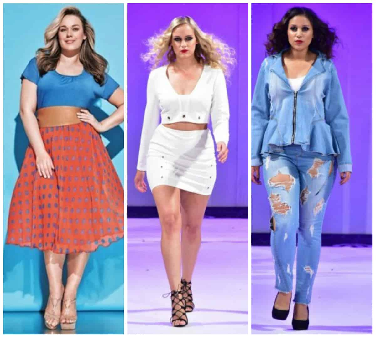 Women S Plus Size Clothing Trends Spring Summer 2016