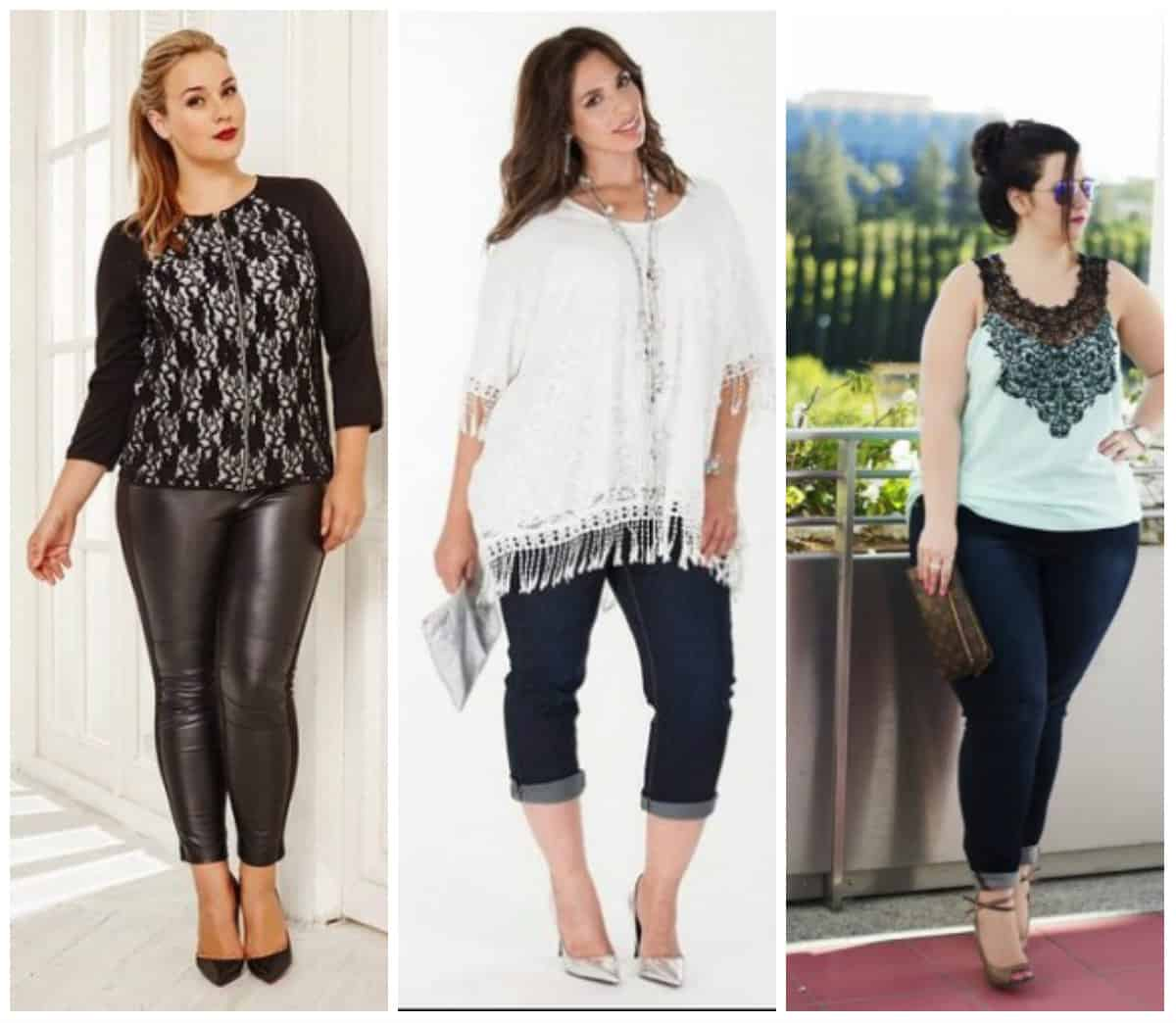 Womens Plus Size Clothing Trends Spring Summer 2016