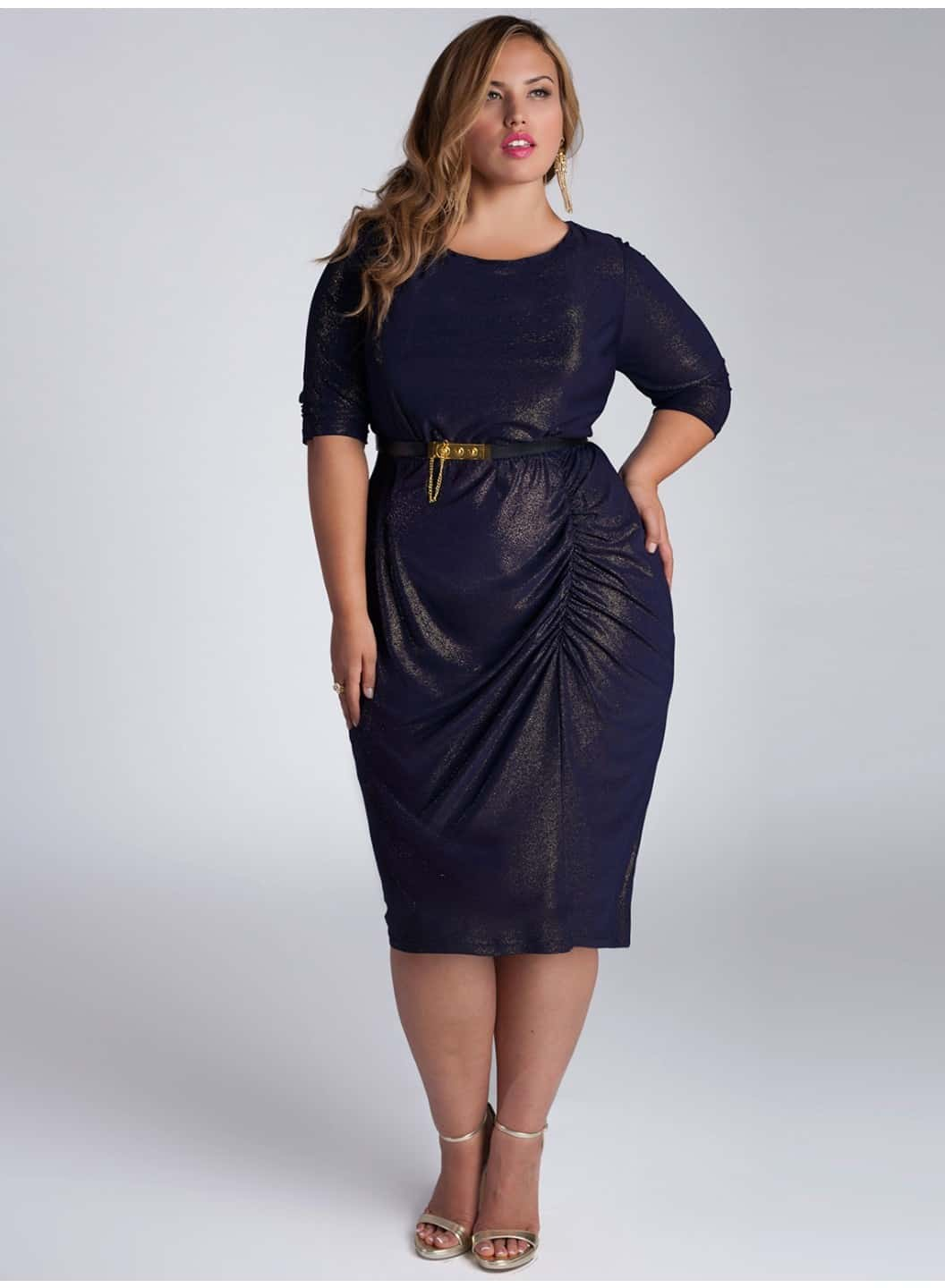 Women's plus size cocktail and evening dresses trends Autumn ...