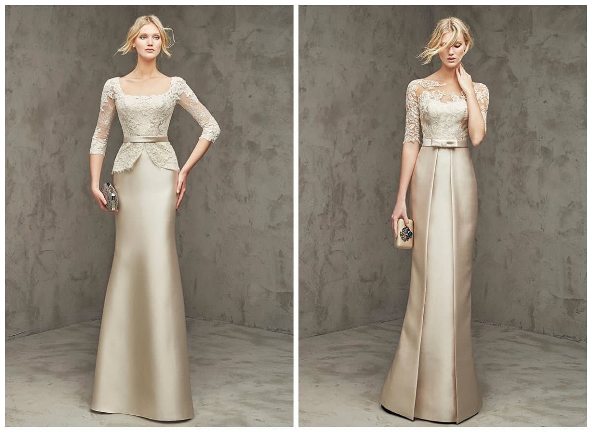 Womens cocktail dresses collection 2016 from PRONOVIAS - DRESS TRENDS