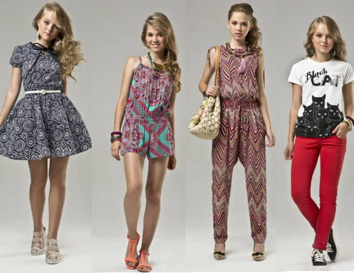 Girls Clothing Teen Fashion New Look 49