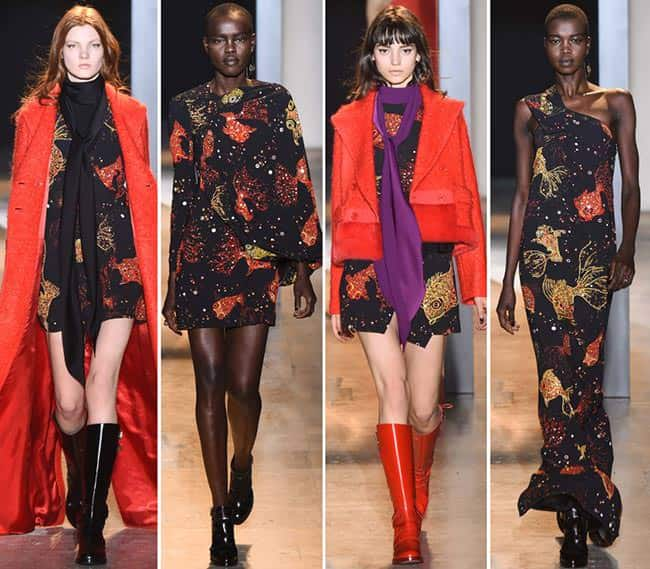 Evening-and-formal-dresses-trends-fall-winter-2015-2016-John-Galliano