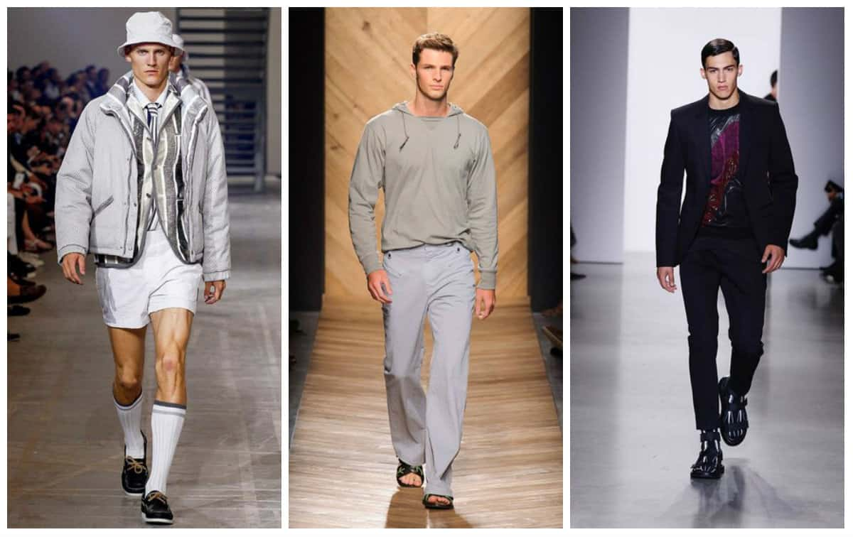 Male fashion spring 2018