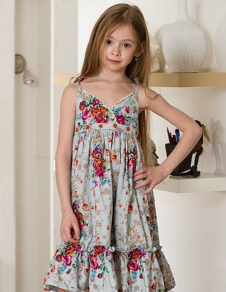 kids fashion trends 2016 girls sundresses oneapps