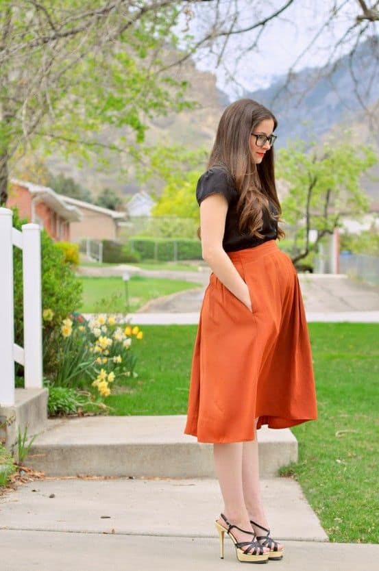 Maternity fashion trends 2016