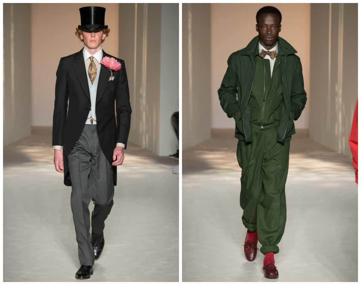 Men's designer clothes Spring Summer 2016
