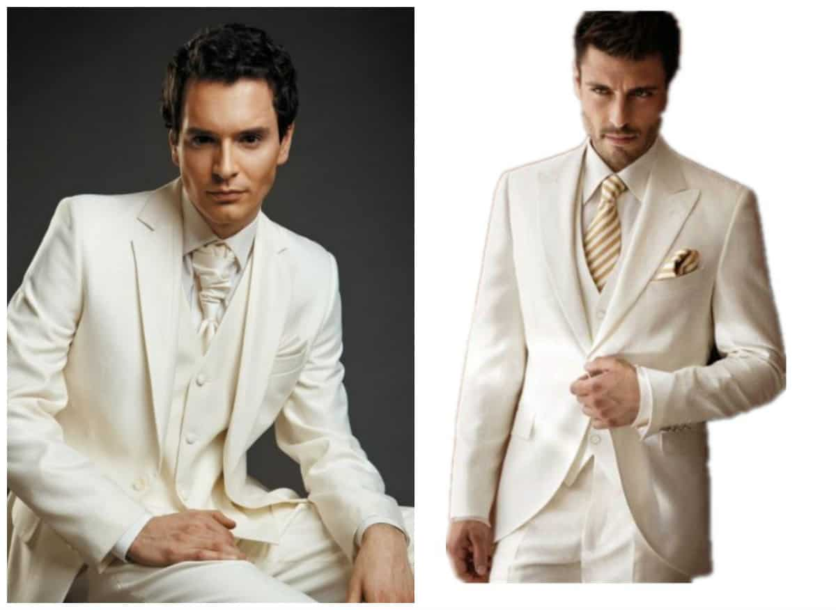 Men wedding suits trends 2016