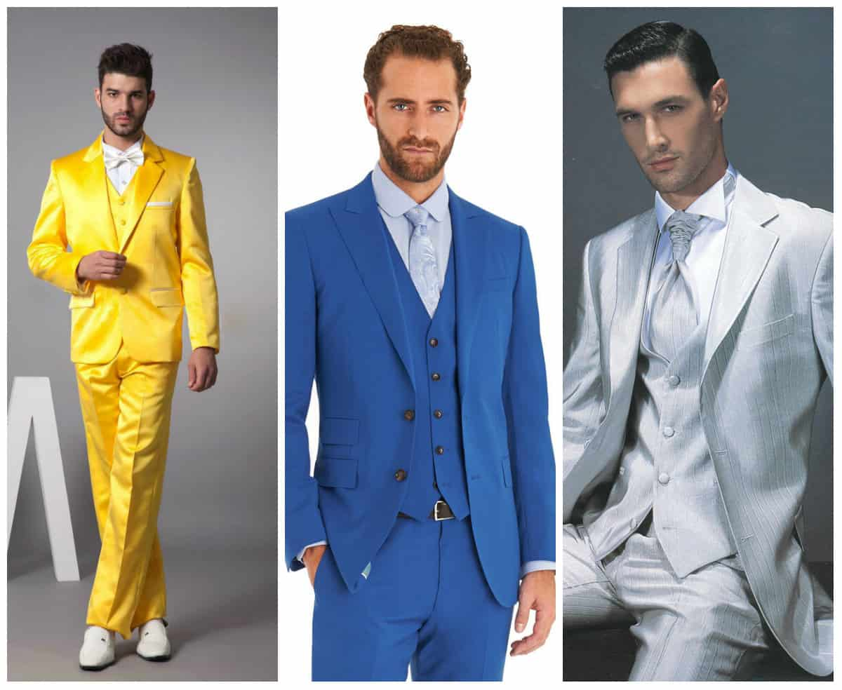 Men wedding suits trends 2016 - DRESS TRENDS