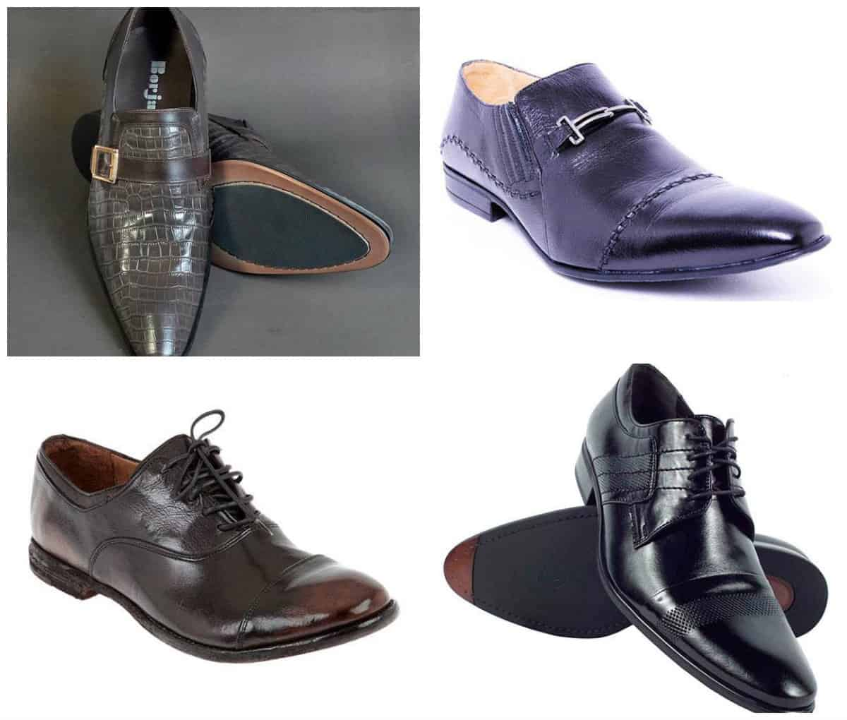 Mens Dress Shoe Trends