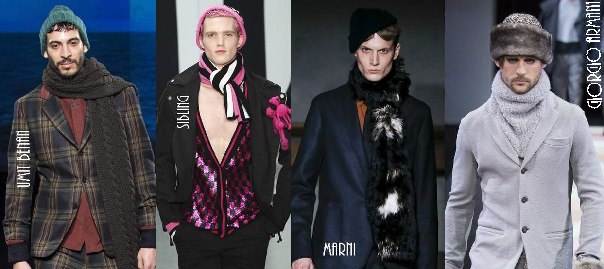 Men's-hats-and-scarves-set-trends-Fall-Winter-2015-2016
