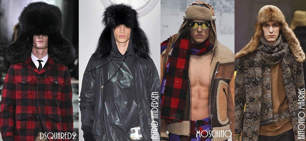 Men S Hats And Scarves Trends Fall Winter 2015 2016