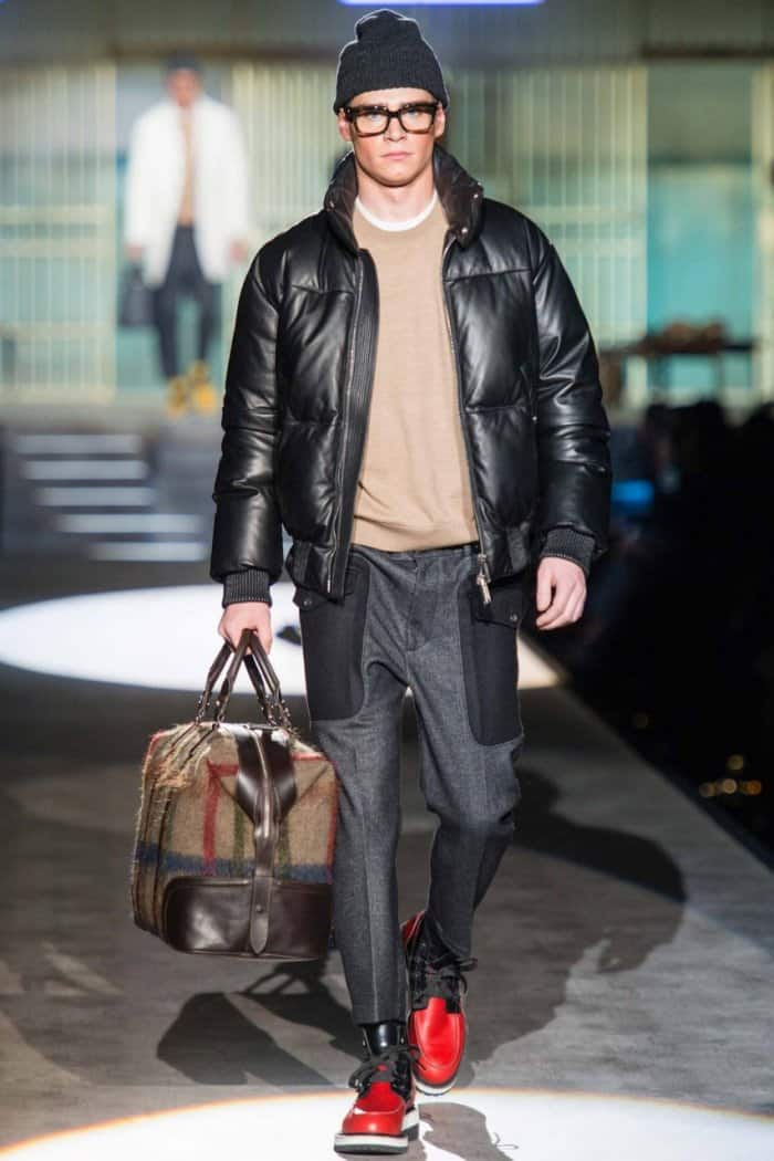 Men S Padded Jacket Trends Winter 2016