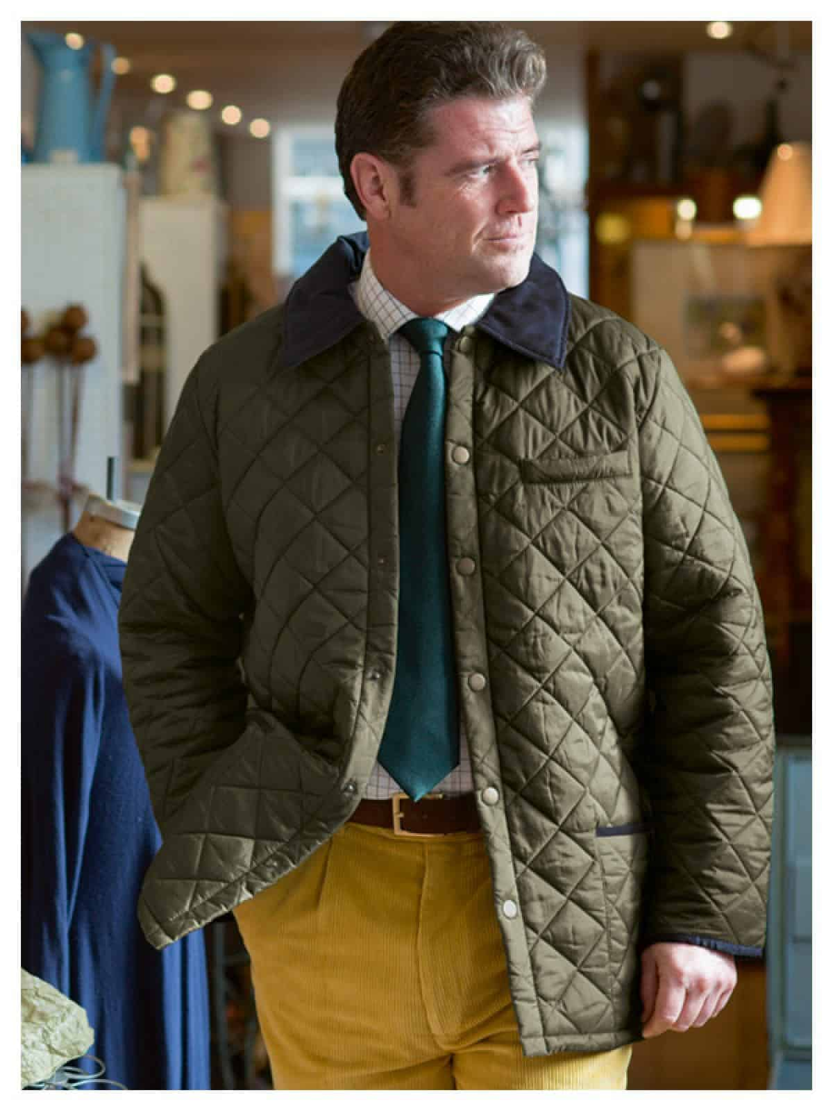 Mens-padded-jacket-trends-winter-2016-green-padded-jacket