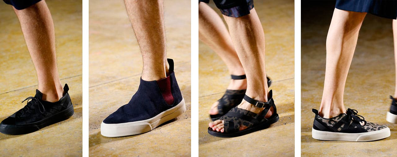 Men S Fashion Shoes Trends Spring Summer 2016