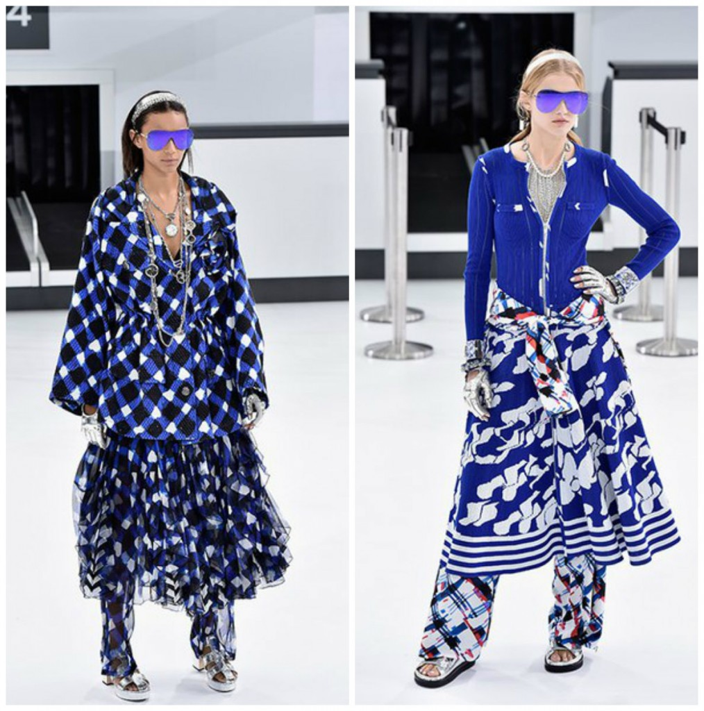 Chanel Show Spring Summer 2016 At Paris Fashion Week Dress Trends
