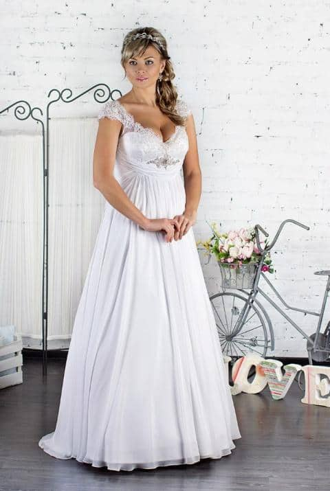 Plus-size-bridesmaid-dresses-trend-2016-in-Empire-style-26