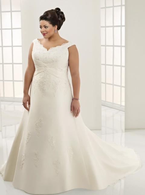 Plus-size-bridesmaid-dresses-trend-2016-in-Empire-style-33