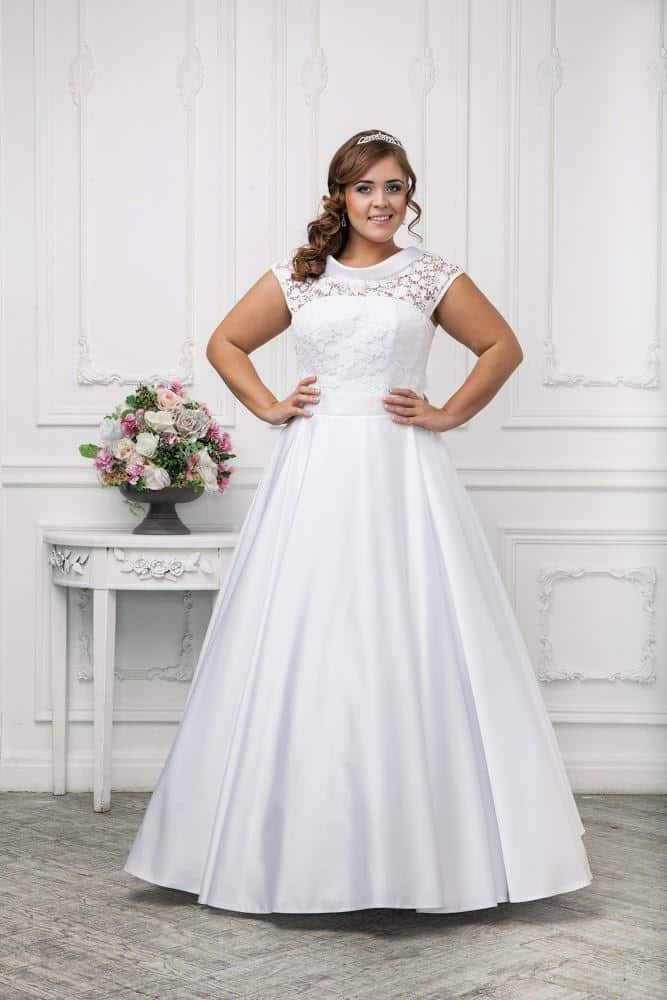 Plus size bridesmaid dresses trends 2016 for Wedding dresses for larger sizes