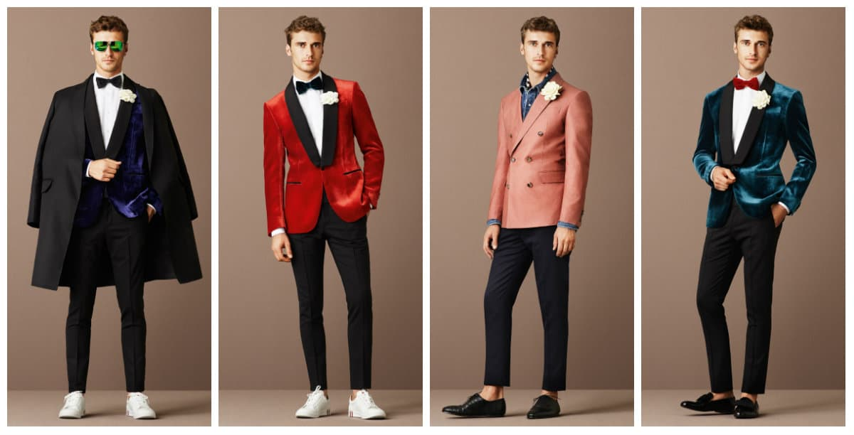 Spring summer collection 2016 from bally 5 dress trends Designer clothing for men online sales