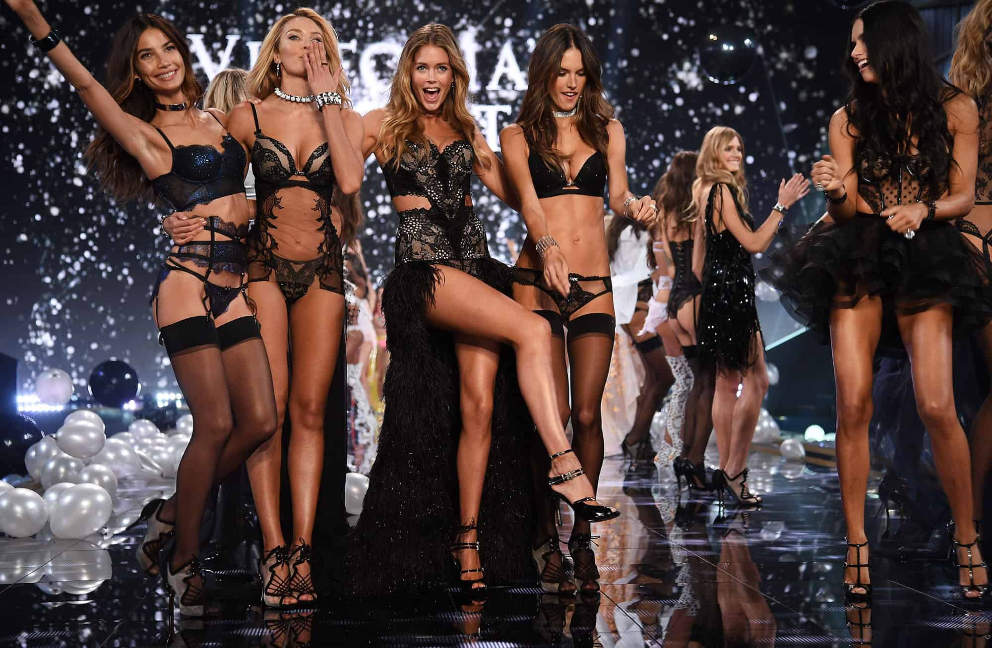 Victoria S Secret Fashion Show 2015 Video