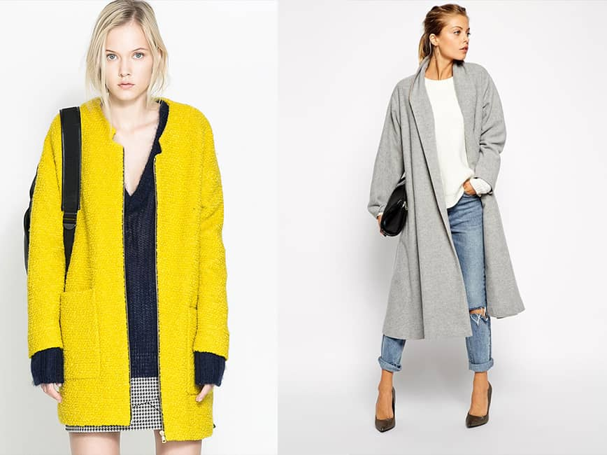 Women's-collarless-coats-trends-2016